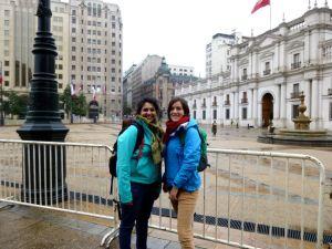 El Palacio de la Moneda