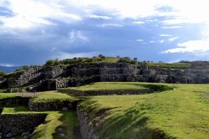 Sacsayhuamán.